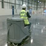 Industrial floor Cleaning Essex
